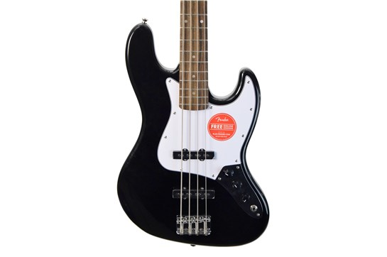 Squier Affinity Jazz Bass (Black)