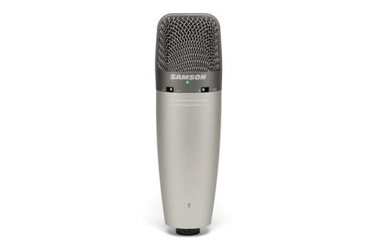 Samson USB Condenser Microphone C03UCW