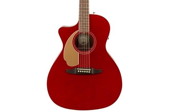Fender Newporter Player Left-Handed - Candy Apple Red
