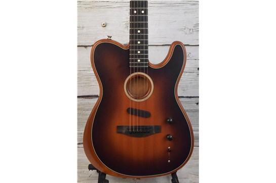 2019 Fender Acoustasonic Telecaster - Sunburst