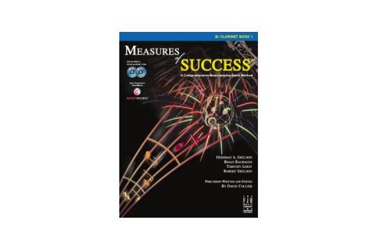 Measures of Success, Flute Book 1