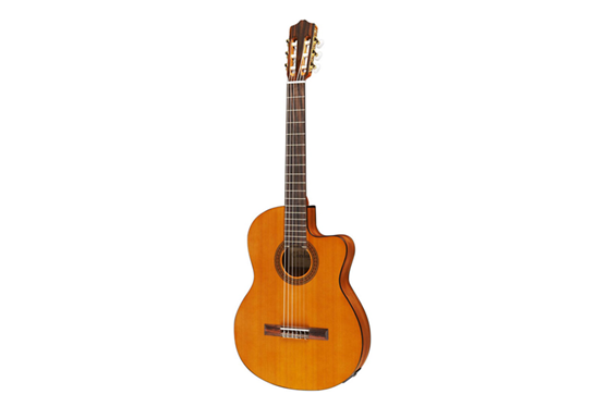 Cordoba C5 CET Thinline Acoustic-Electric Classical Guitar