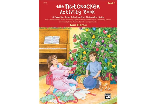 The Nutcracker Activity Book - Book 1