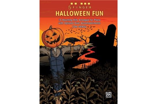 5 Finger Halloween Fun