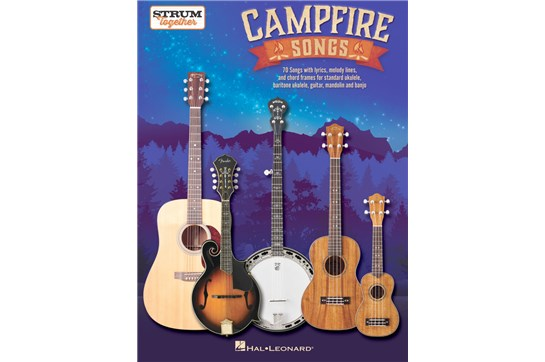 Campfire Songs Strum Together