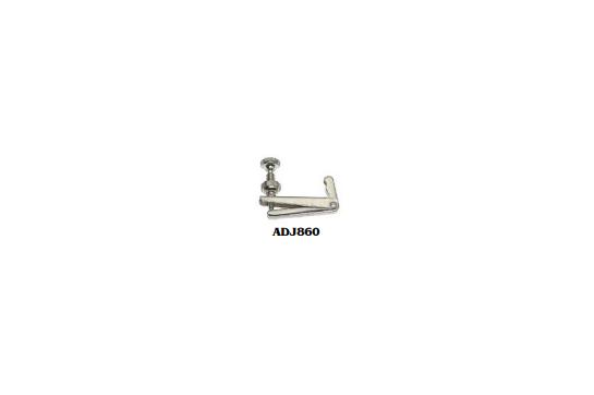 Cello 1/4-1/2 String Adjuster, Chrome