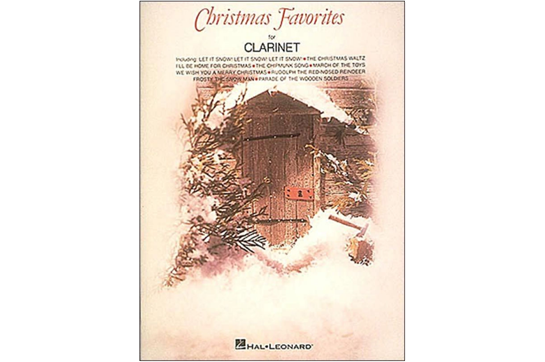 Christmas Favorites - Clarinet