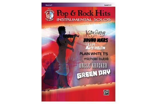 Pop & Rock Hits Instrumental Solos (Horn)