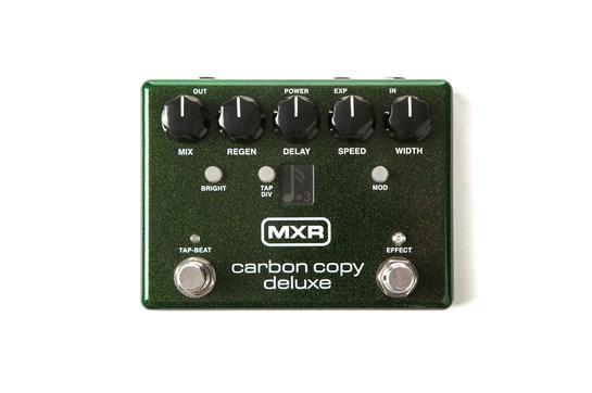 MXR Carbon Copy Deluxe Pedal