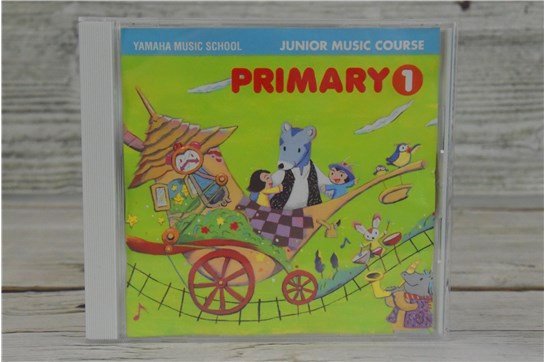 Yamaha Junior Music Course CD
