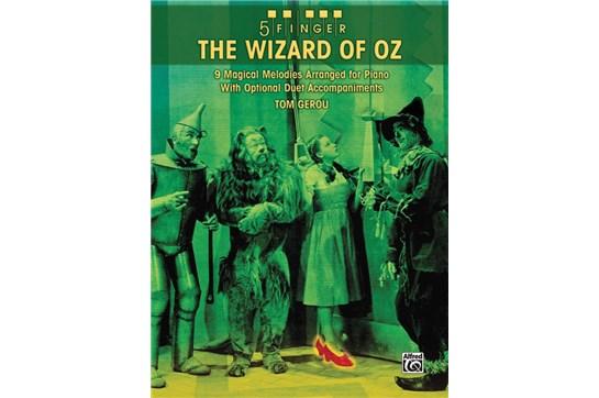 Wizard of Oz - 5 Finger Piano