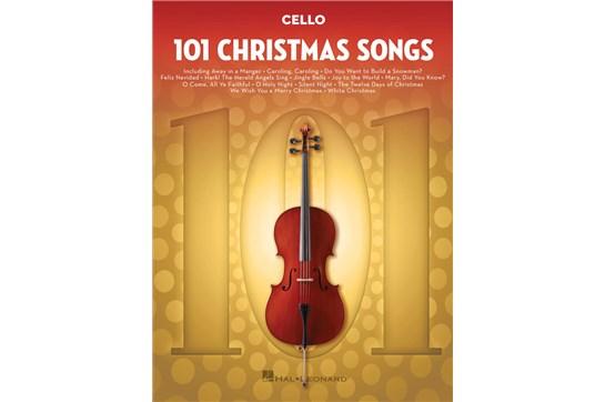 101 Christmas Songs (Cello)