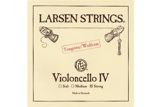 Larsen Cello 4/4 Tungsten C String
