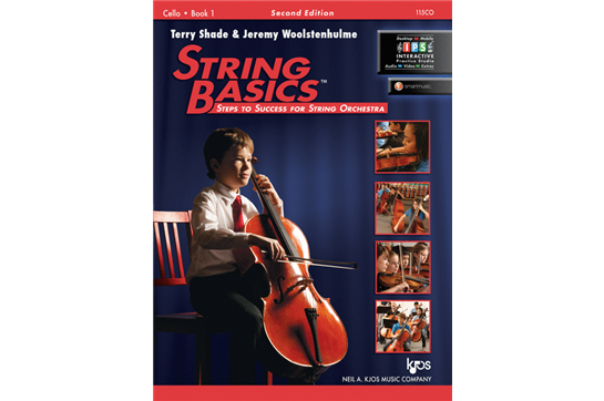 String Basics - Cello Book 1