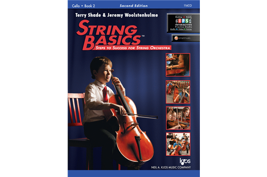 String Basics - Cello Book 2
