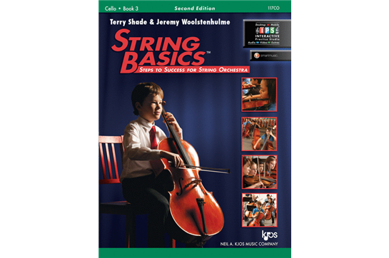 String Basics - Cello Book 3