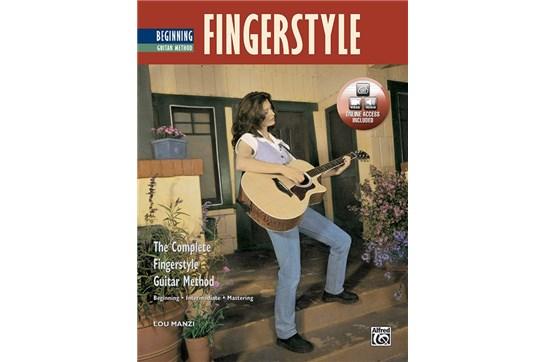 Complete Fingerstyle Guitar Method (Beginning Fingerstyle)