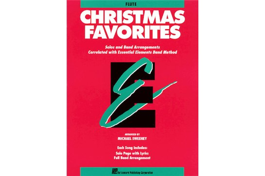 Essential Elements Christmas Favorites (Flute)