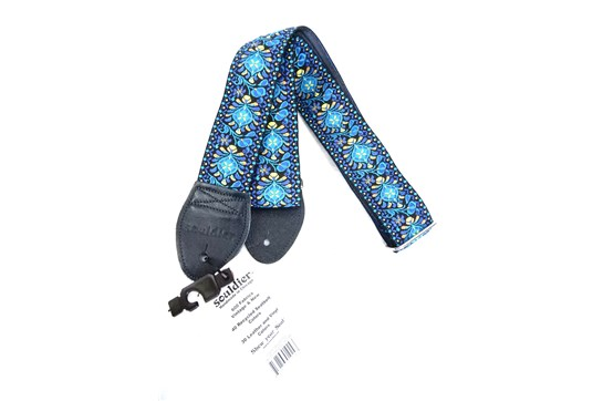 Souldier Hendrix Guitar Strap (Navy Blue)