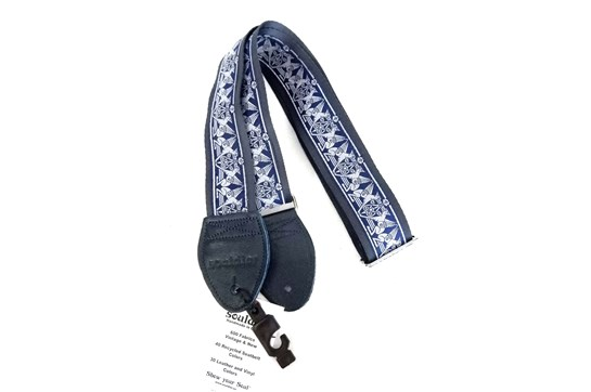 Souldier Argus Guitar Strap (Navy/Grey)
