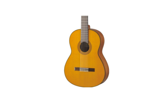 Yamaha Nylon String CG142CH Acoustic Guitar
