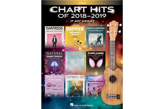 Chart Hits of 2018-2019 Ukulele