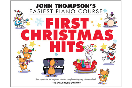 John Thompson's First Christmas Hits