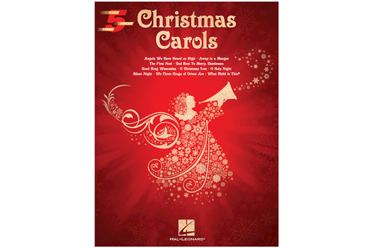 Christmas Carols Five Finger Piano