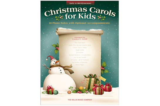 Christmas Carols for Kids