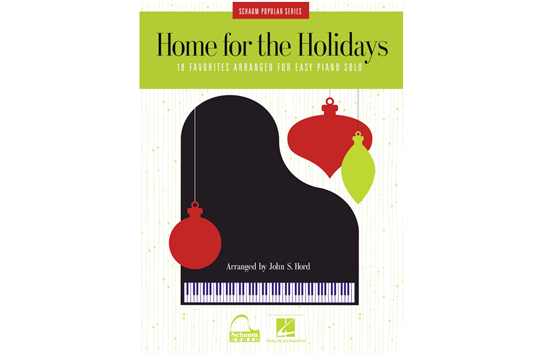 Home for the Holidays Easy Piano