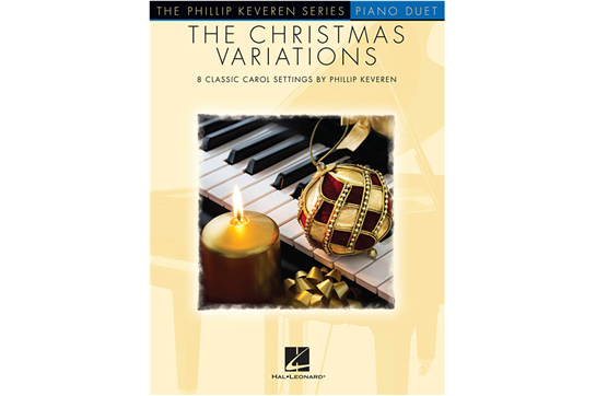 The Christmas Variations Piano Duets