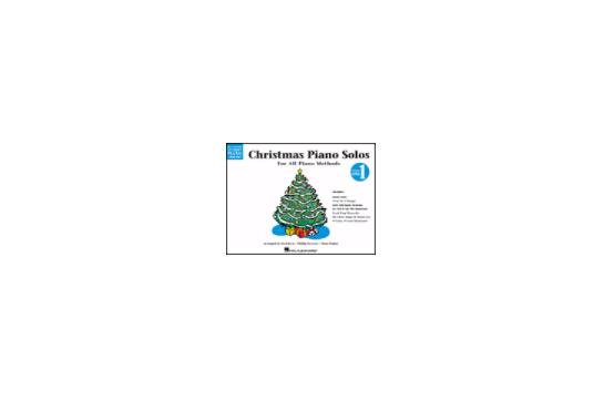 Christmas Piano Solos - Level 1