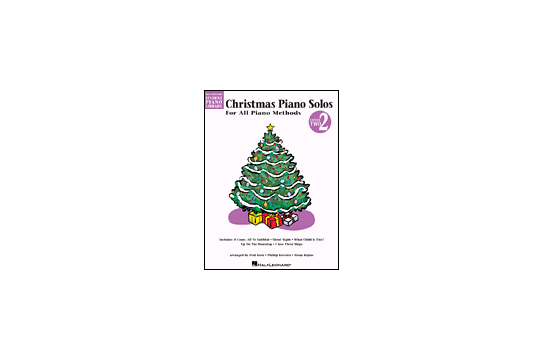 Christmas Piano Solos - Level 2