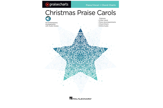 PraiseCharts - Christmas Praise Carols PVG