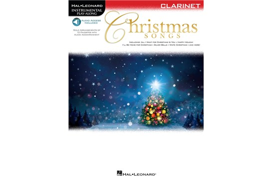 Christmas Songs (Clarinet)