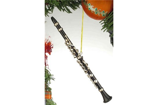 Broadway Gifts Clarinet Ornament