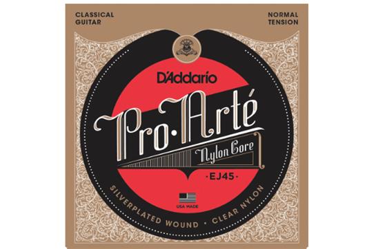 D'Addario EJ45 Normal Tension Classical Strings