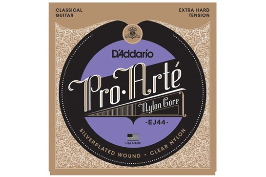 D'Addario EJ44 Extra Hard Tension Classical Strings