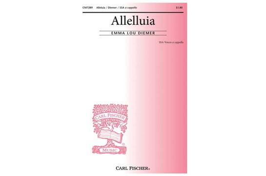 Alleluia - SSA
