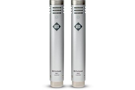 PreSonus PM-2 Small Diaphragm Cardioid Condenser Microphones
