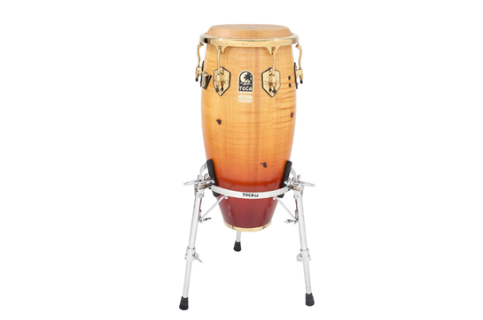 Toca TCBSC Universal Conga Barrel Stand with Collapsible Legs