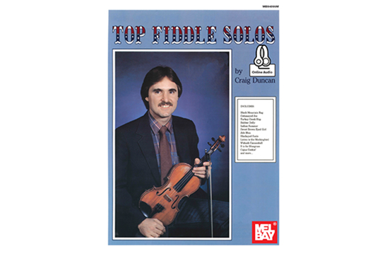 Top Fiddle Solos w/ Online Audio