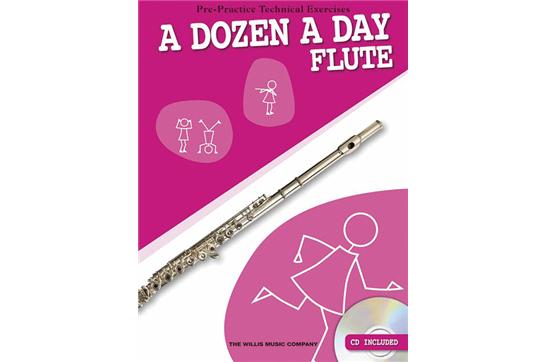 A Dozen A Day - Flute