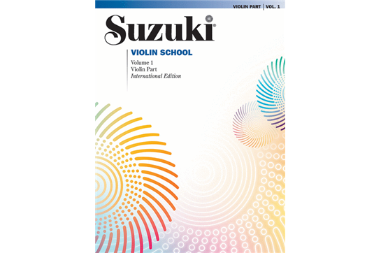 Suzuki Violin School Volume 1 International Edition (Book Only)
