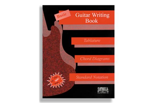 Basic Guitar Writing Book