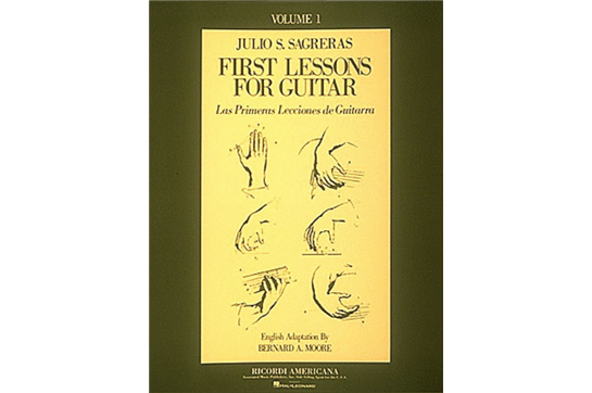 First Lessons for Guitar (Sagrera)