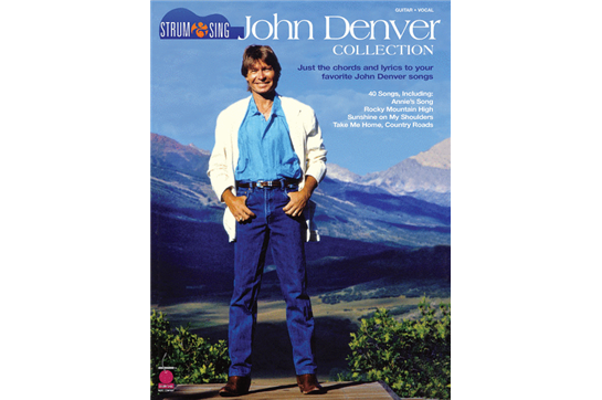 John Denver Collection Easy Guitar
