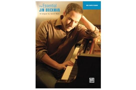 The Essential Jim Brickman (Big Note Piano)