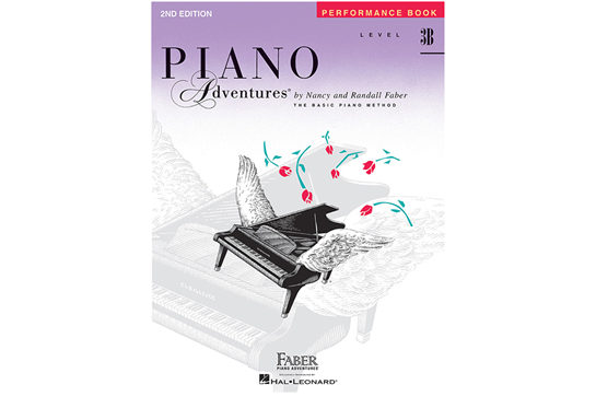 Piano Adventures Performance Book - Level 3B