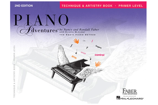 Piano Adventures Technique & Artistry Book - Primer Level